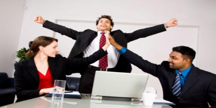 Meditacija za poslovni uspeh, Lepo mi je