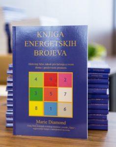 LEPO MI JE uz Knjigu energetskih brojeva